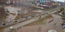 Webcam Nizhnevartovsk - Oil Workers Square