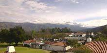 Webcam Los Angeles - Panorama of the town of Ojai