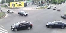 Webcam Kharkov - OKKO Gas Station on Shironintsev Guardsmen