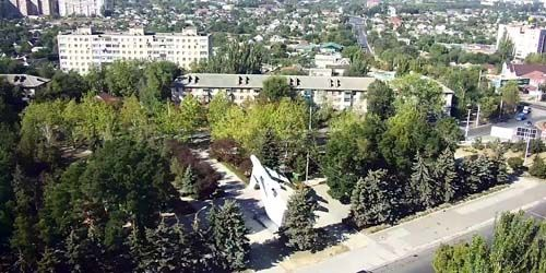 Webcam Tiraspol - Oktyabrsky district