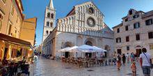 Webcam Zadar - Historic architecture