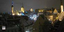 Webcam Tallinn - Panorama of Historic district