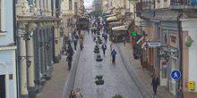 Webcam Chernivtsi - Ancient street named Olga Kobylianska