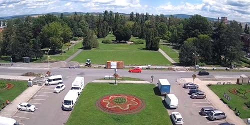 Webcam Zlin - Hotel Baťov - Social House in the suburbs of Otrokovice