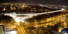Webcam Krasnoyarsk - Ring in the central area on the highway P409