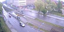 Webcam Lodz - Palace of Israel Poznan
