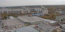 Webcam Novosibirsk - Panorama from height