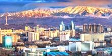 Webcam Almaty - Panorama from above