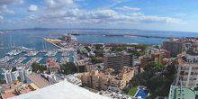 Webcam Palma (Mallorca Island) - Panorama from height