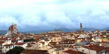 Webcam Florence - Panorama from height