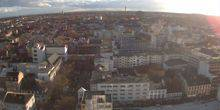 Webcam Offenbach - Panorama from height