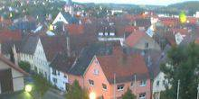 Webcam Nuremberg - Panorama from height