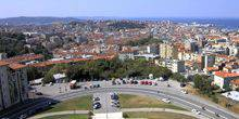 Webcam Trieste - Panorama of the sea from a height