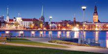 Webcam Riga - Beautiful panorama