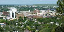 Webcam Rapid City - Panorama from height