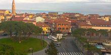 Webcam Caorle - The Central part