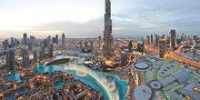 Webcam Dubai - Panorama from height