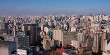 Webcam Sao Paulo - Panorama from height