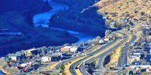 Webcam Glenwood Springs - Panorama from height