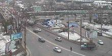 Webcam Kishinev - Panorama from the height, view of the railway station
