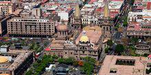 Webcam Guadalajara - Panoramic view from a height