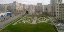 Webcam Tambov - French square, panorama