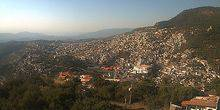 Webcam Taxco de alarcón - Panorama from the top
