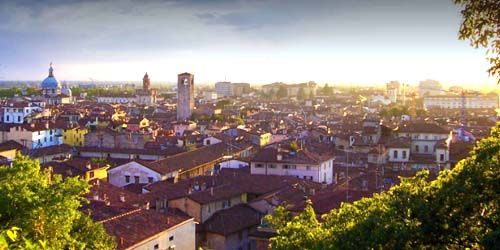 Webcam Brescia - Panorama from above