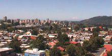 Webcam Santiago - Panorama of mountains in the background