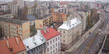 Webcam Bialystok - City center - panorama from above