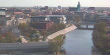 Webcam Wroclaw - Panorama from a height