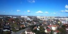 Webcam Opole - Panorama from above