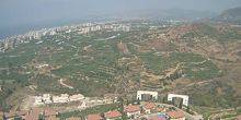 Panorama from height Alania