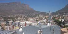 Panorama from height Cape Town