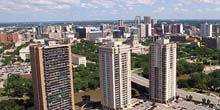 Webcam Winnipeg - Panorama from height