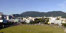 Webcam Changwon - Panorama from above