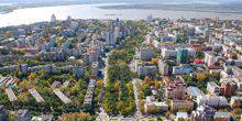 Webcam Khabarovsk - Panorama city