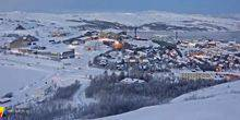 Panorama from height Kirkenes