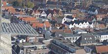 Webcam Amersfoort - Panorama from height