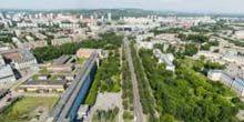 Webcam Novokuznetsk - Panorama from above