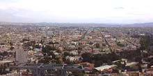 Webcam Victoria de Durango - Panorama from height