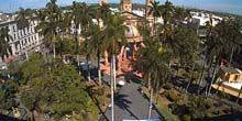 Webcam Tampico - Park Plaza de Armas