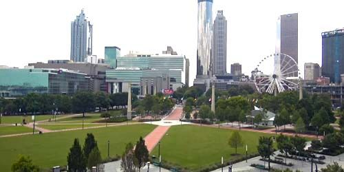 Webcam Atlanta - Centennial Olympic Park