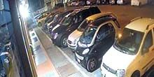 Webcam Rimini - Parking by the store