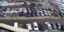 Webcam Omsk - Parking on the street 70 years of October