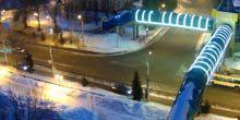 Webcam Sterlitamak - Elevated passage at the station