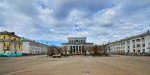 Webcam Vorkuta - Peace Square