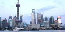 Webcam Shanghai - Huangpu Park, Oriental Pearl TV Tower