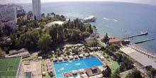 Webcam Sochi - Hotel Pearl, pool, beaches