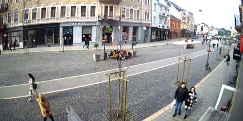 Webcam Uzhgorod - Sandor Petofi Square